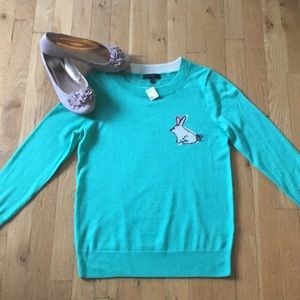 New With Tag J Crew Spring Sweater